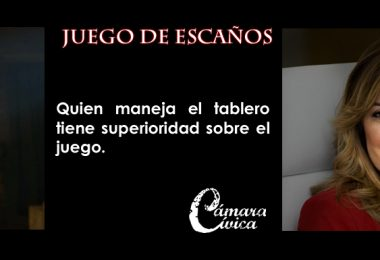 Susana Díaz sería Tywin Lannister en Juego de Tronos
