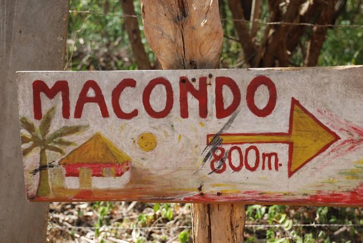 colombia desde cien años de soledad i los sucesos