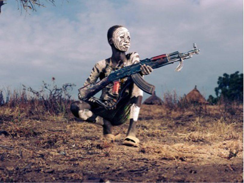 Niño soldado
