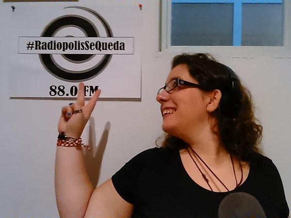 Melania Morillo de Generación Geek