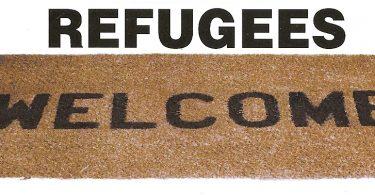 Refugiados bienvenidos