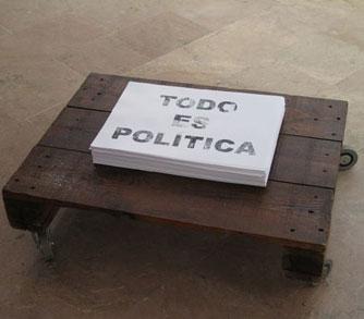 todo es politica
