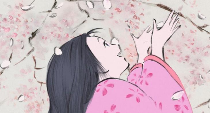 El cuento de la Princesa Kaguya (Isao Tkahata, 2013)