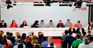 Abstención Comité Federal PSOE