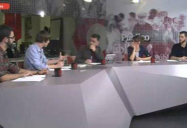 Cámara Cívica participando en La Tuerka con Juan Carlos Monedero hablando de Juego de Tronos