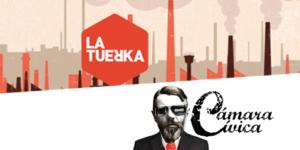 Cámara Cívica en La Tuerka para hablar de Juego de Tronos