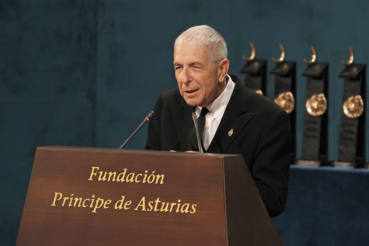 Cómo hablar en público como Leonard Cohen - Cámara Cívica