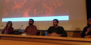 Participamos en las Jornadas de Innovación Social de Sevilla hablando sobre innovar en comunicación para mejorar la democracia