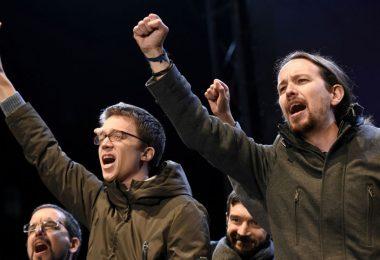 Pablo Iglesias e Iñigo Errejón