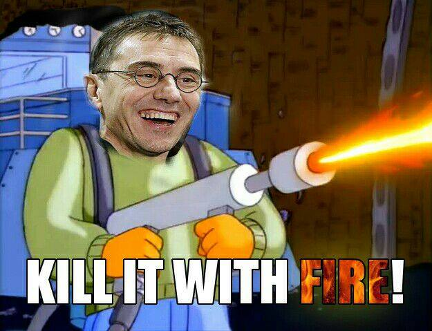Monedero is here