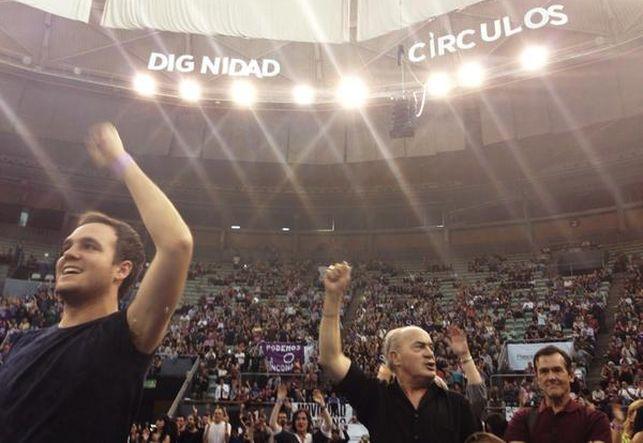 Congreso Vistalegre Podemos