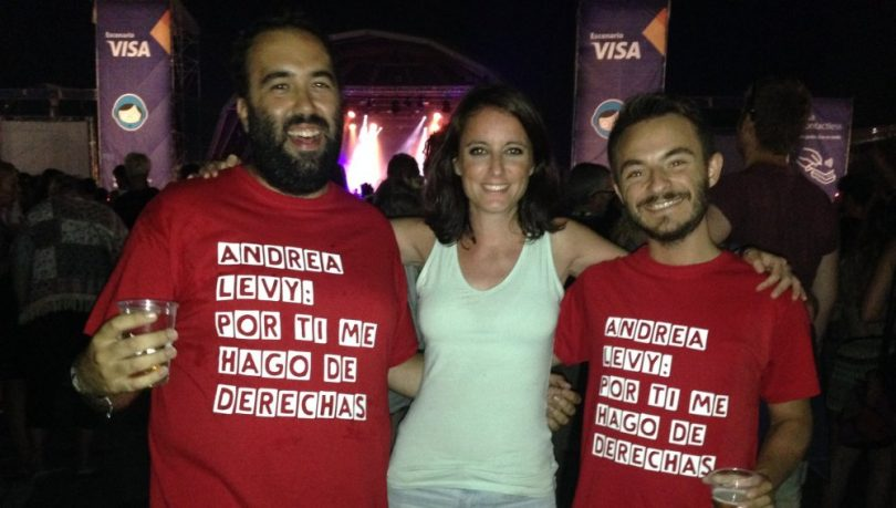 Andrea Levy, la derecha indie del Partido Popular