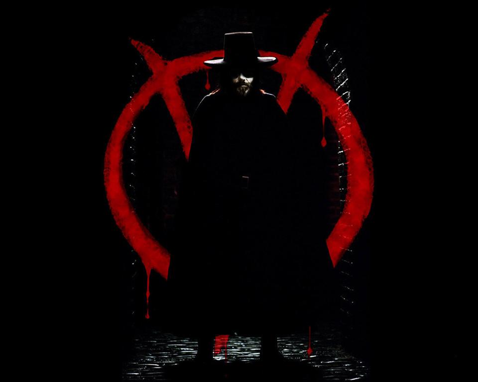 Max Weber V de Vendetta