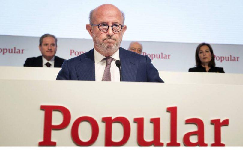 Compra del Banco Popular por parte del Banco Santander
