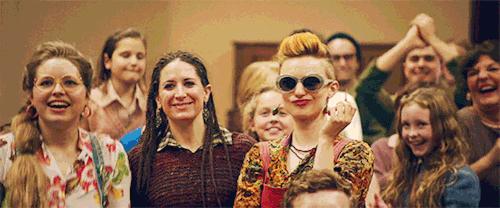 Pride: Orgullo y movimientos sociales. Lesbianas