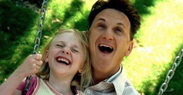 Pelicula yo soy Sam, donde se trata la capacidad para ser padre de una persona discapacitada