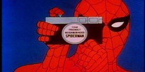 Spiderman y el periodismo moderno