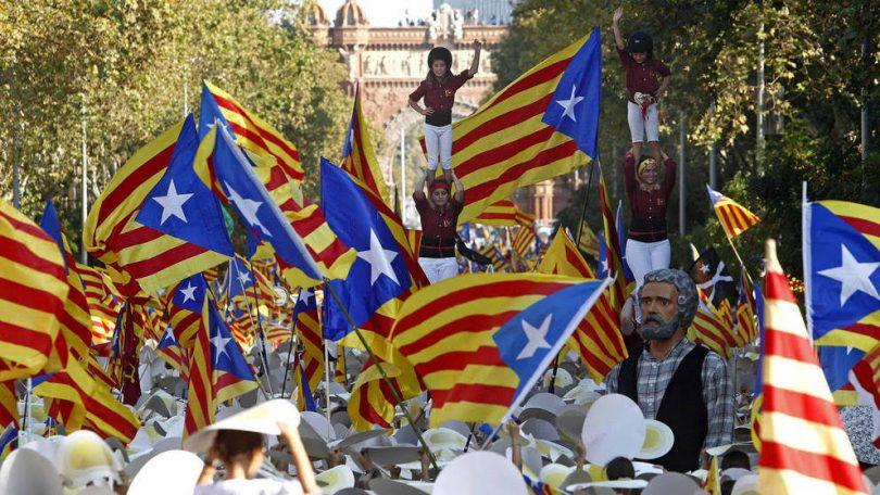 Independencia de Cataluña, la Diada imposible por Manu Benitez