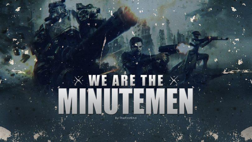 Ideologías en Fallout 4 Los Minutemen y el anarquismo socialista