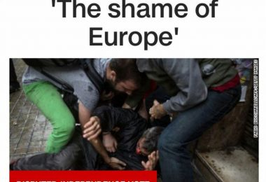 Spain, the shame of Europe