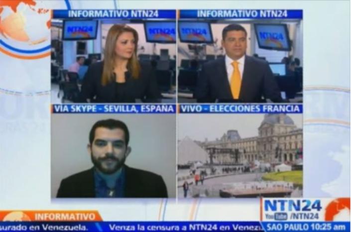 Camara Civica NTN24