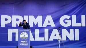 elecciones italia 2018: lega nord