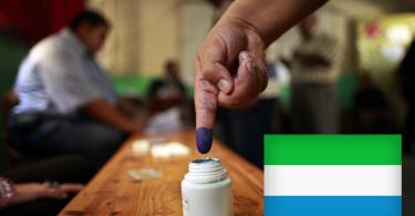 Elecciones Sierra Leona 2018