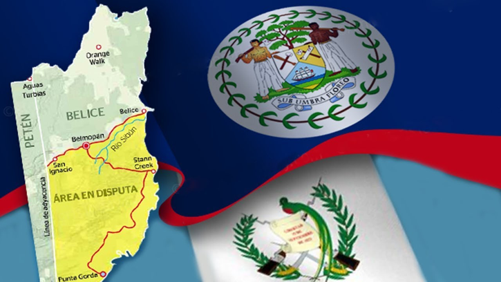 Guatemala celebra un diferendo sobre el conflicto territorial con Belice