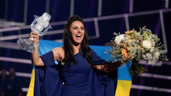 Cuando Ucrania usó Eurovisión para hablar de Crimea