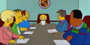 MENSA Simpsons