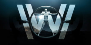 Portada de Westworld, la serie de HBO.