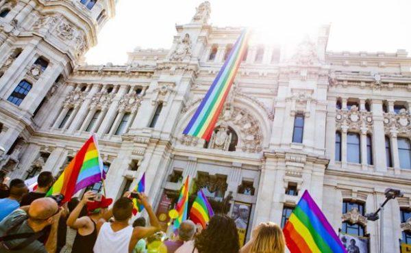 Madrid Orgullo 2018