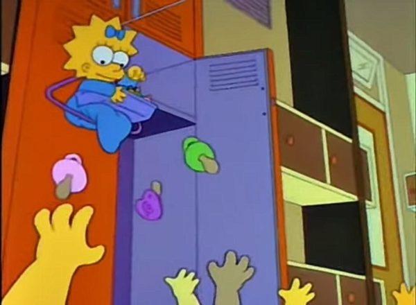 Ayn Rand en Los Simpsons: Lucha contra el individualismo