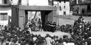 Misiones pedagogicas y la cultura difusa
