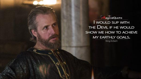Rey Ecbert Vikings quote