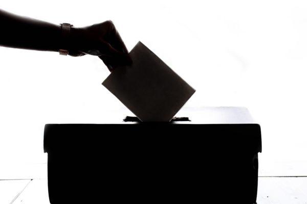 Urna de votacion