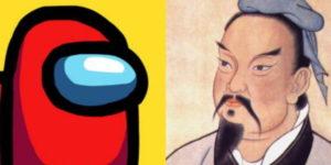 El arte de la guerra de Sun Tzu - Among Us