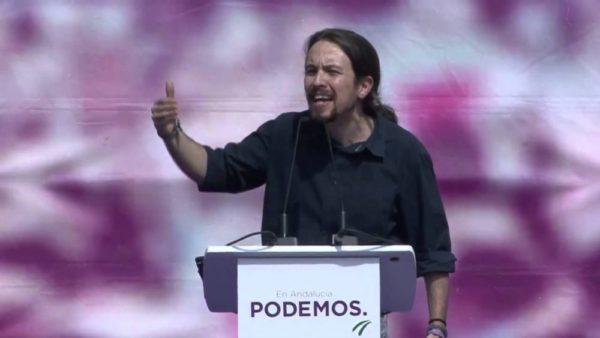 Pablo Iglesias y el cambio discursivo de Unidas Podemos